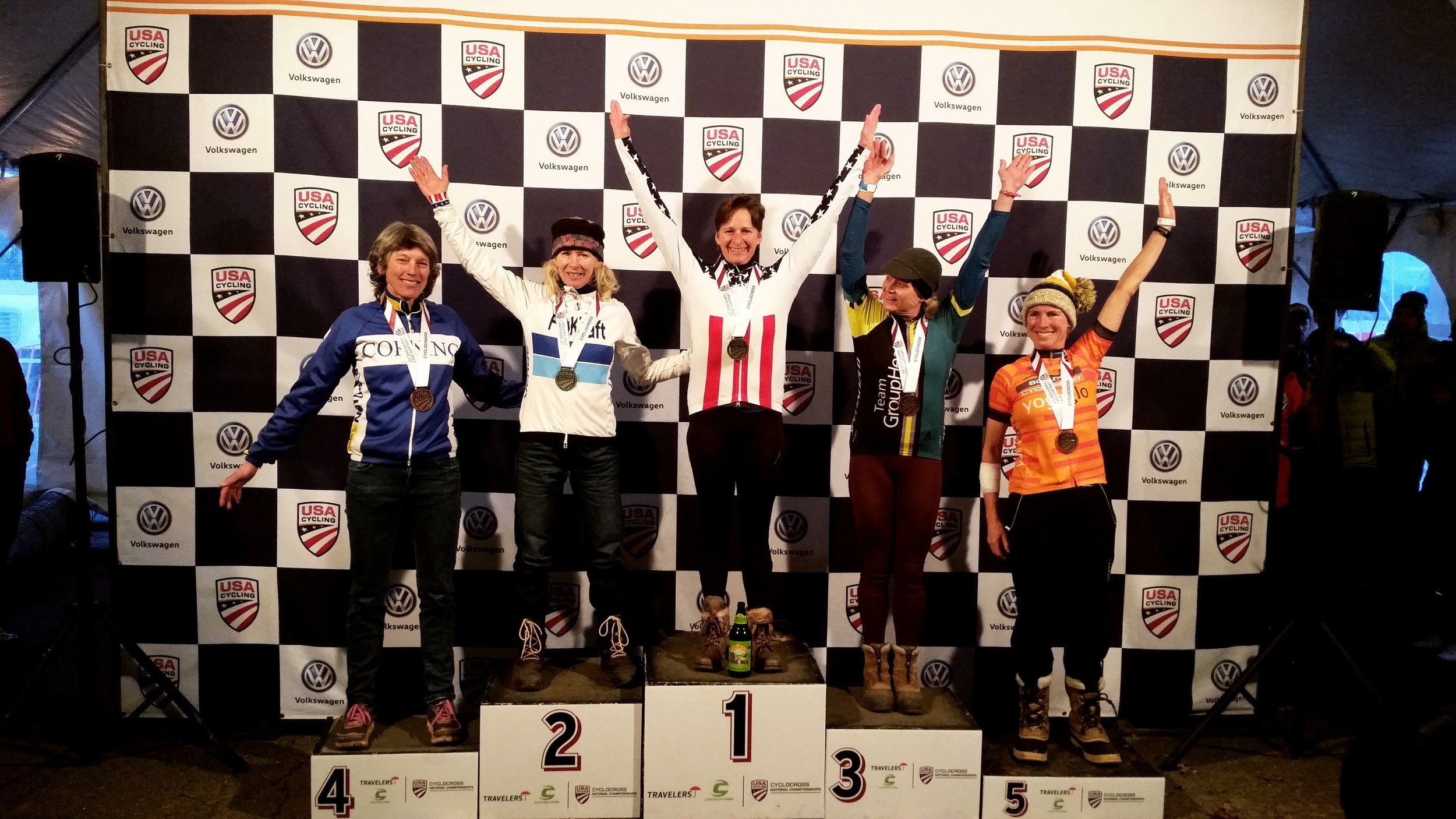 Kim Chance is a National Champ!