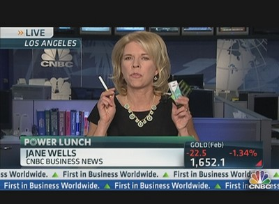 Jane Wells on CNBC