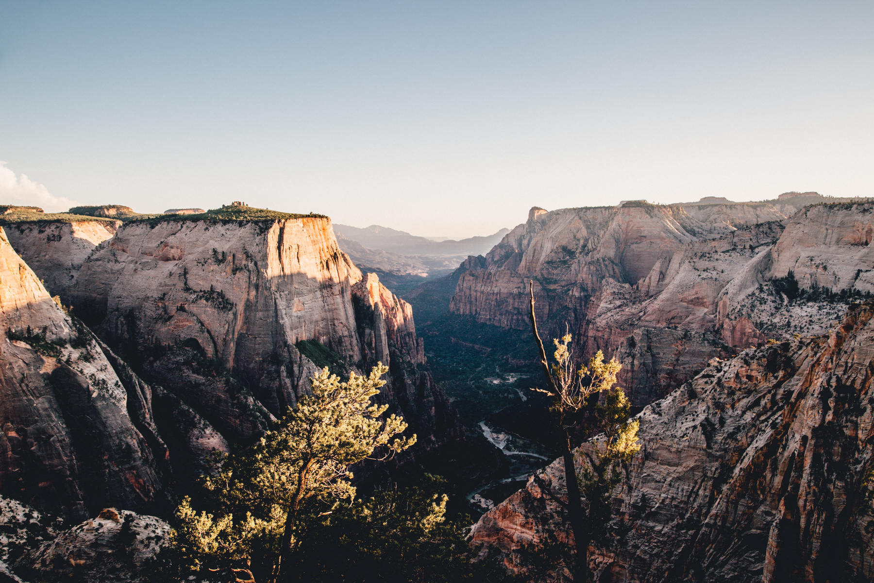 Mountains-Zion-National Park-Landscape-Utah-Photographer