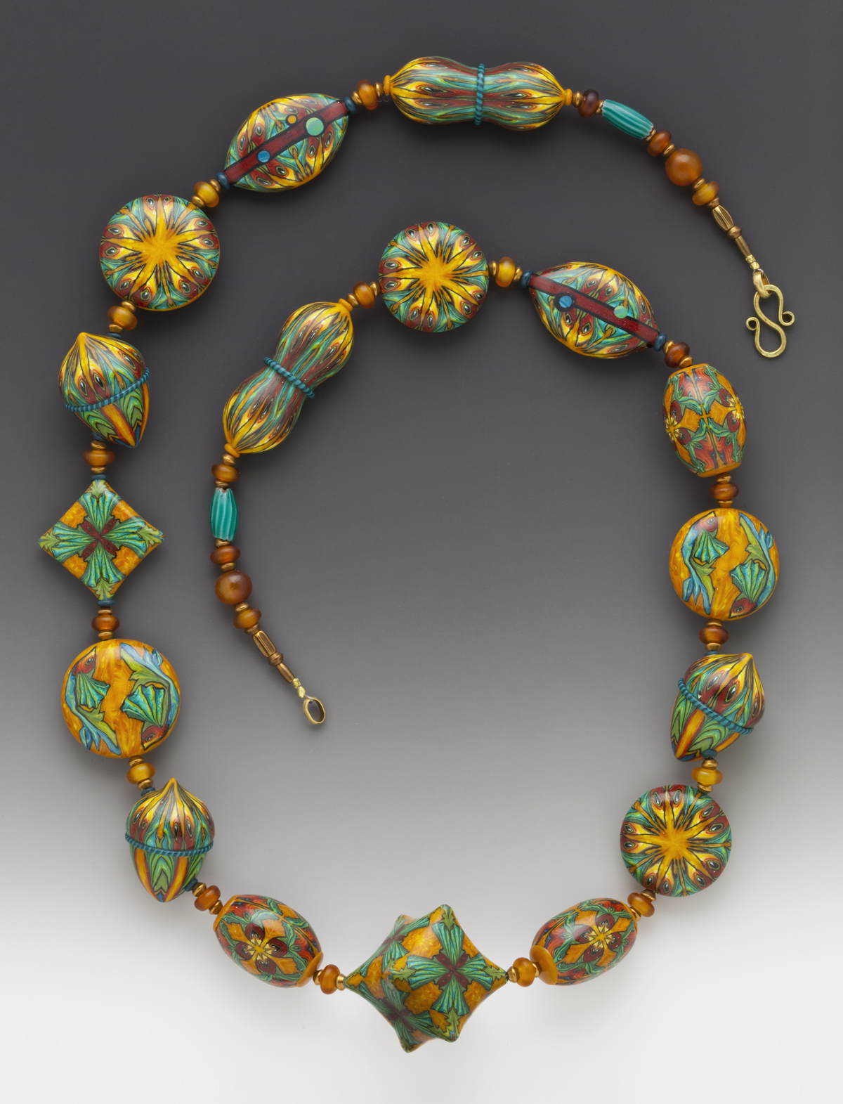 Acorn Necklace    2010
