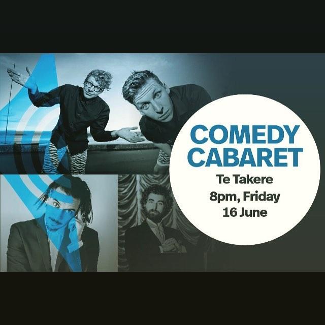 Friday night in mighty Levin  #comedycabaret #greatlineup #youwinlevin @jamesnokise @zaneanddegge