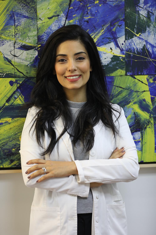 female dentist in Culver City