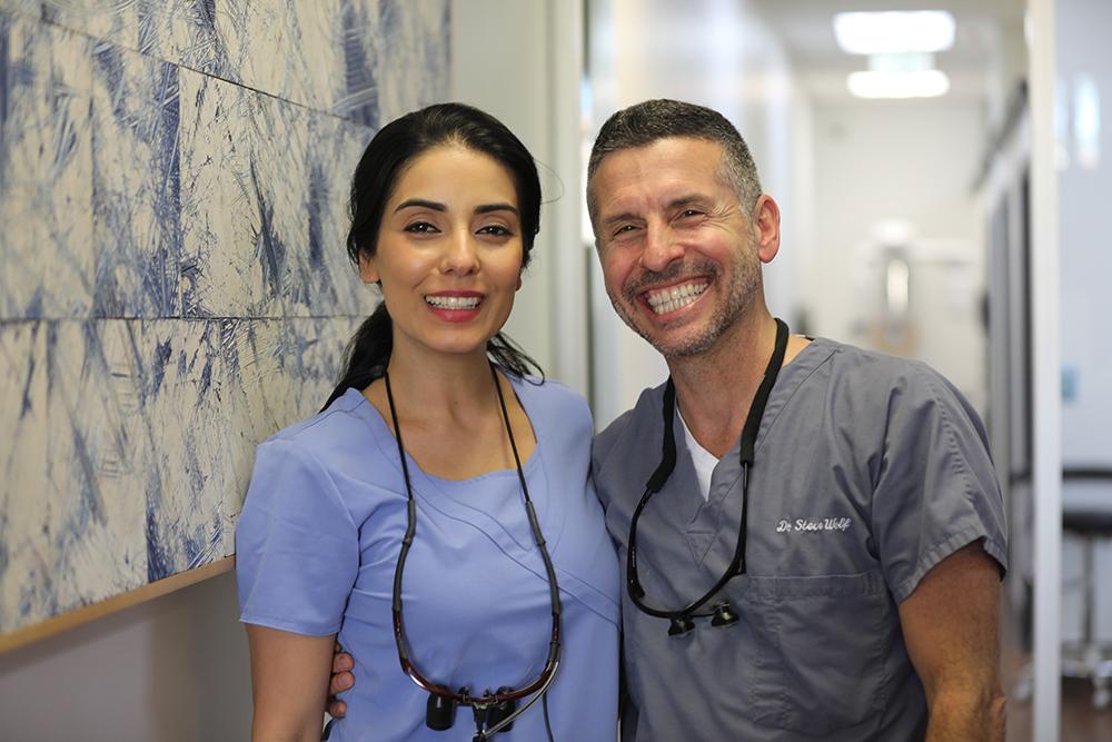 dental team Los Angeles