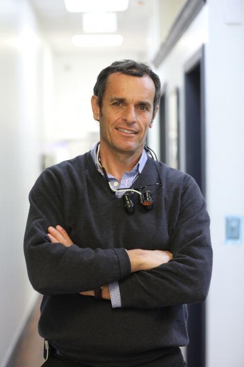 Dr. Fabrizio Dall'Olmo - Periodontist