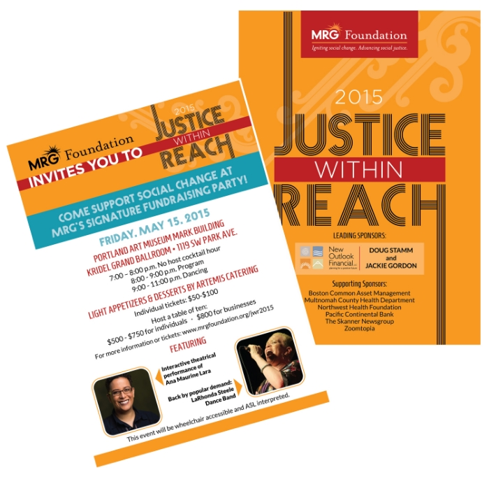 MRG Foundation Justice Within Reach