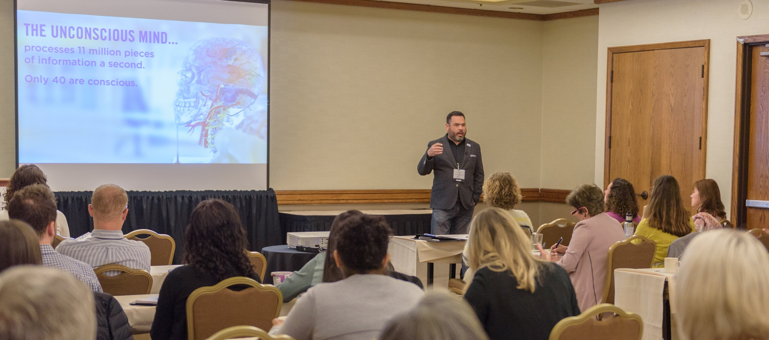 Jeff Selby has been a featured speaker at AMA PDX and PRSA Oregon events, as well as an equity consultant at PixelSpoke Agency. Photo: Andie Petkus Photography