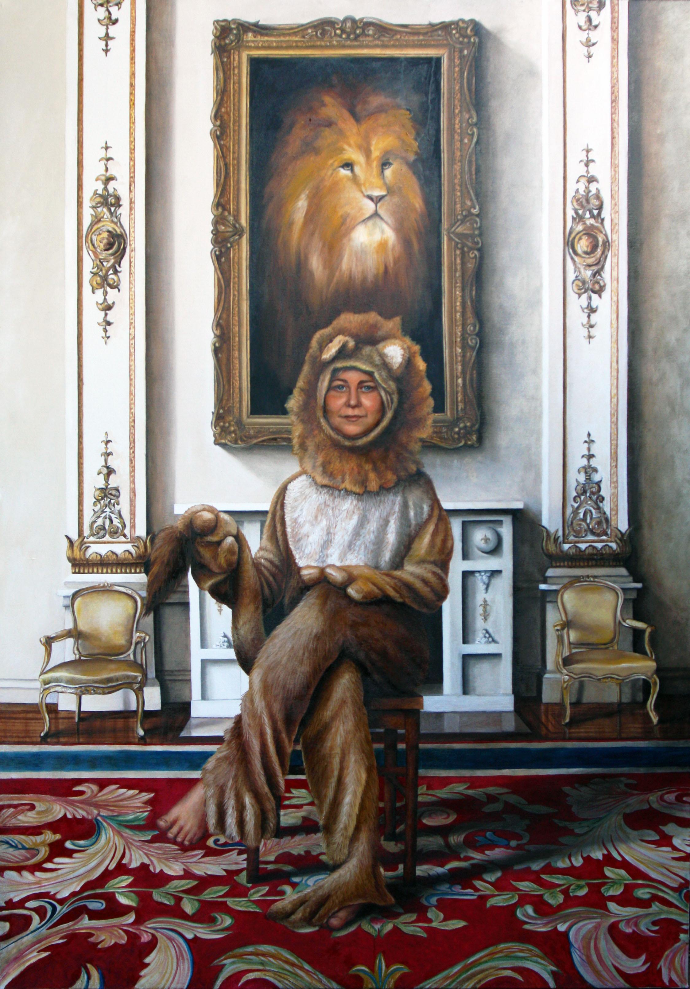 Delia Lion Heart