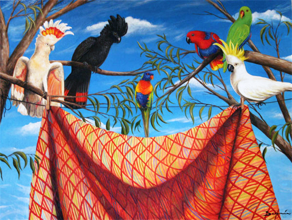 Trev's Birds