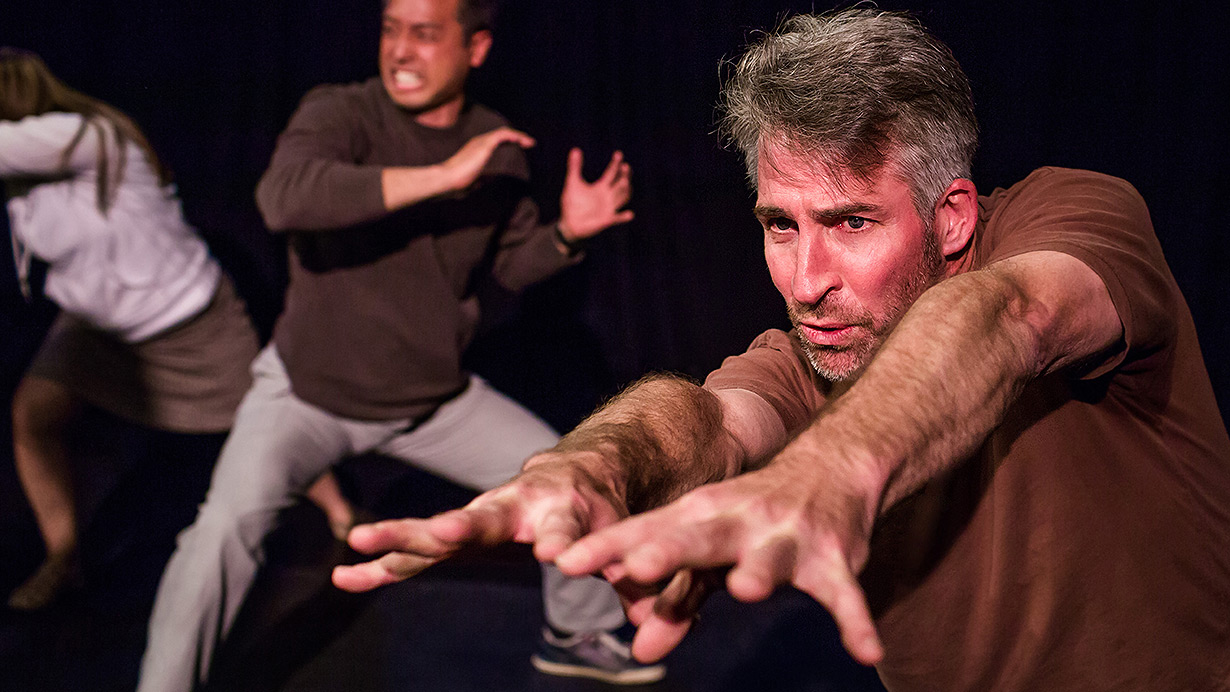Actors training; link to Workshops
