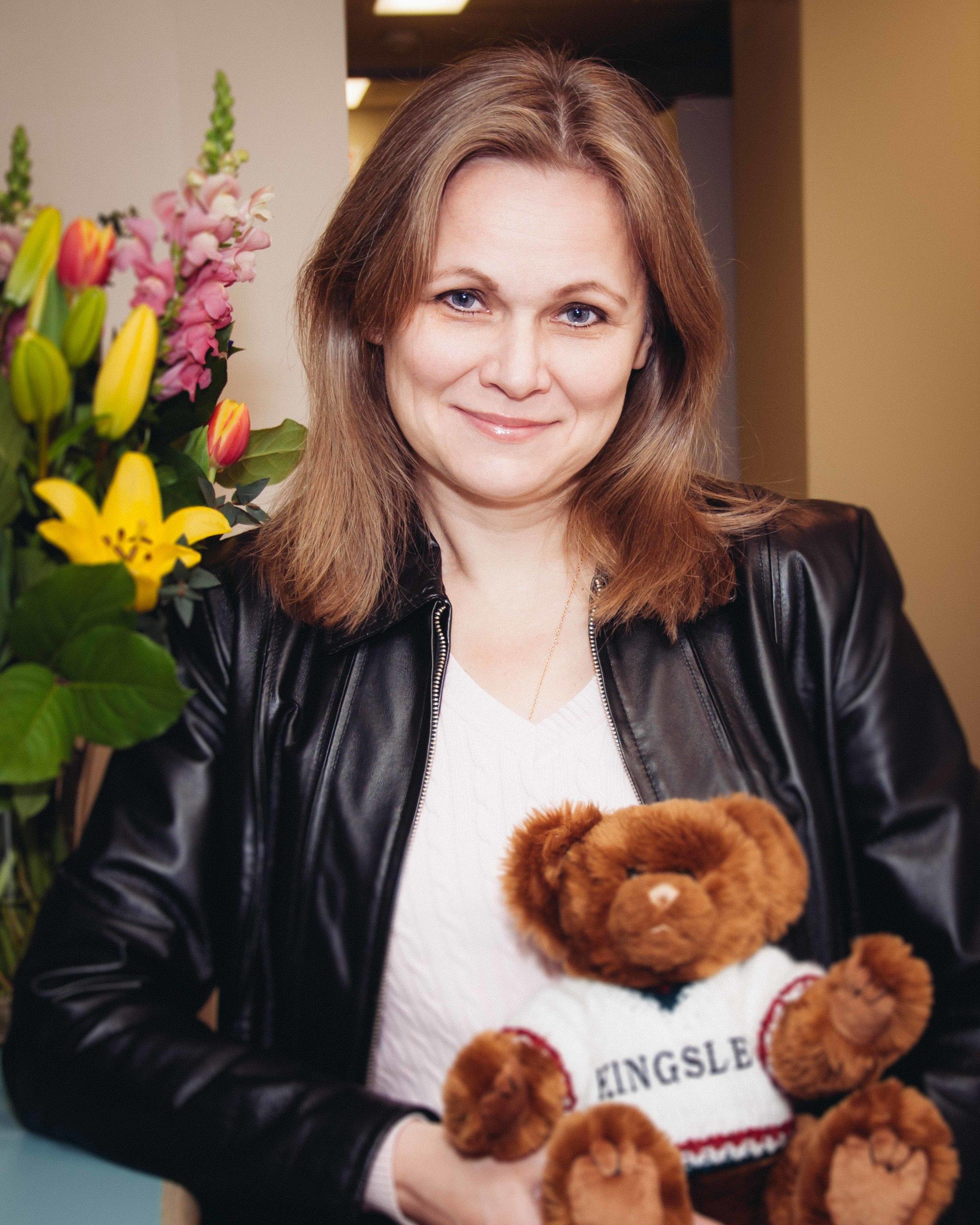 Dr. Tatyana Matviyenko