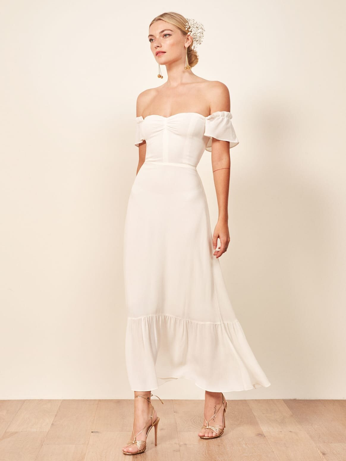 The Best Elopement Wedding Dresses for 20 — Indianapolis Wedding ...
