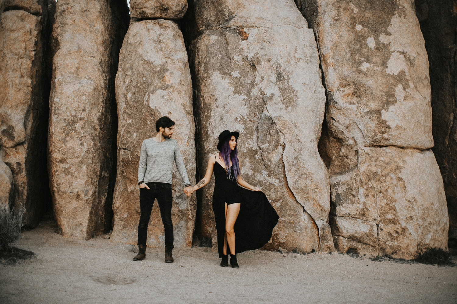 For more Joshua Tree wedding or pre-wedding photography inspiration, check out my portfolio of Skye & Taylor's  Joshua Tree engagement photos  - a magical day spent in nature.