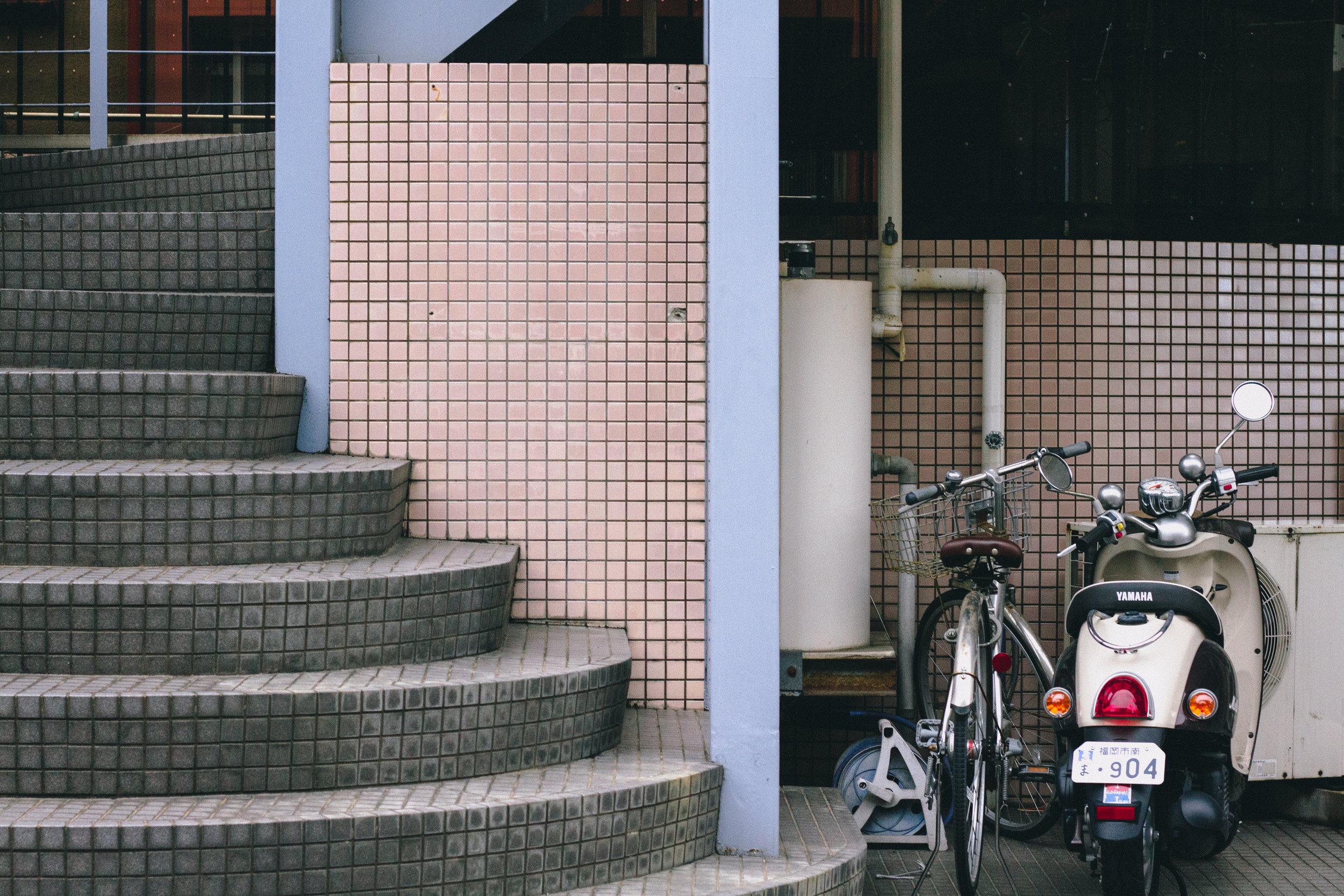 Rides | Sumiyoshi Neighborhood, Fukuoka