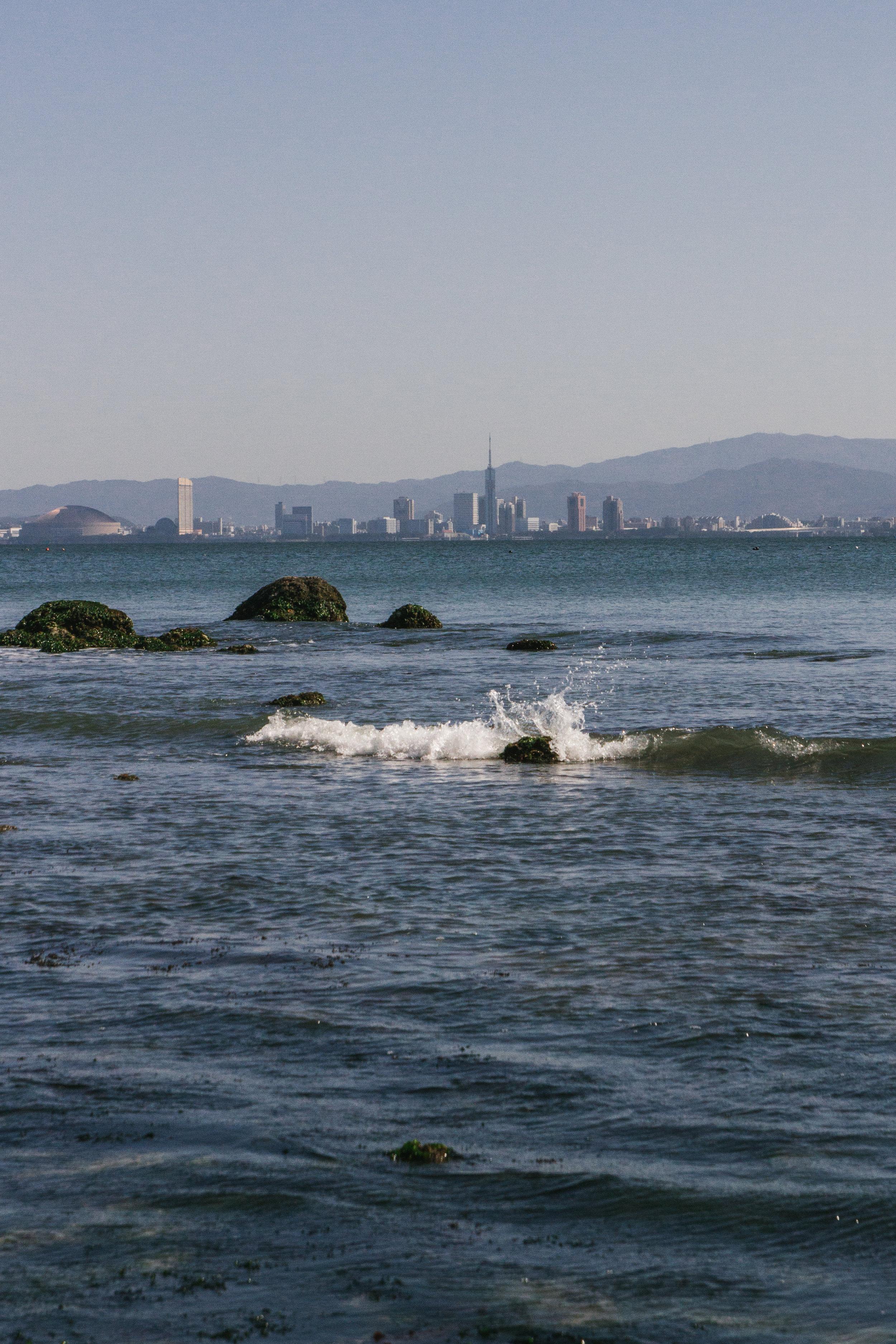 Fukuoka Cityscape | Shikanoshima Island