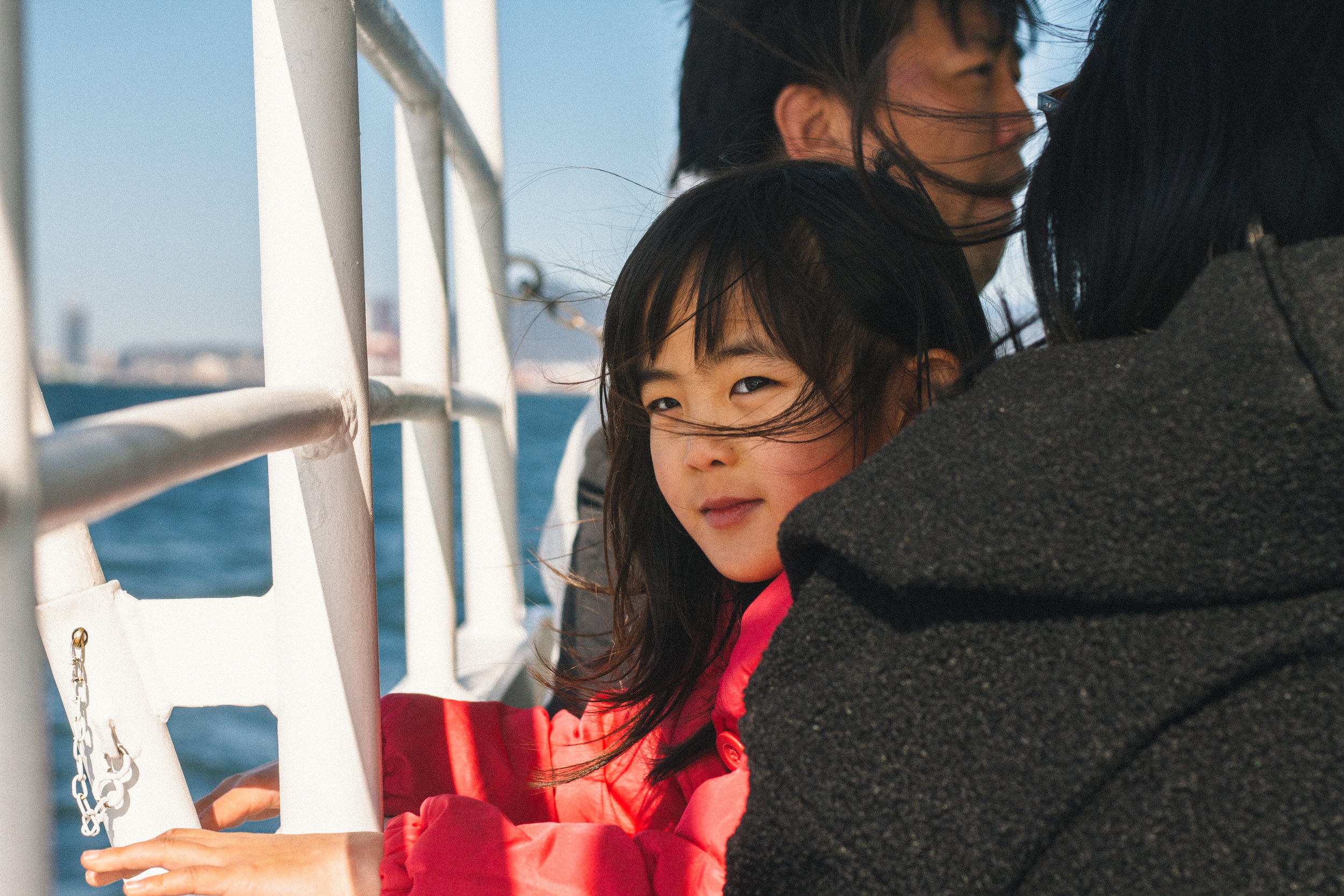 Ferry | Shikanoshima Island