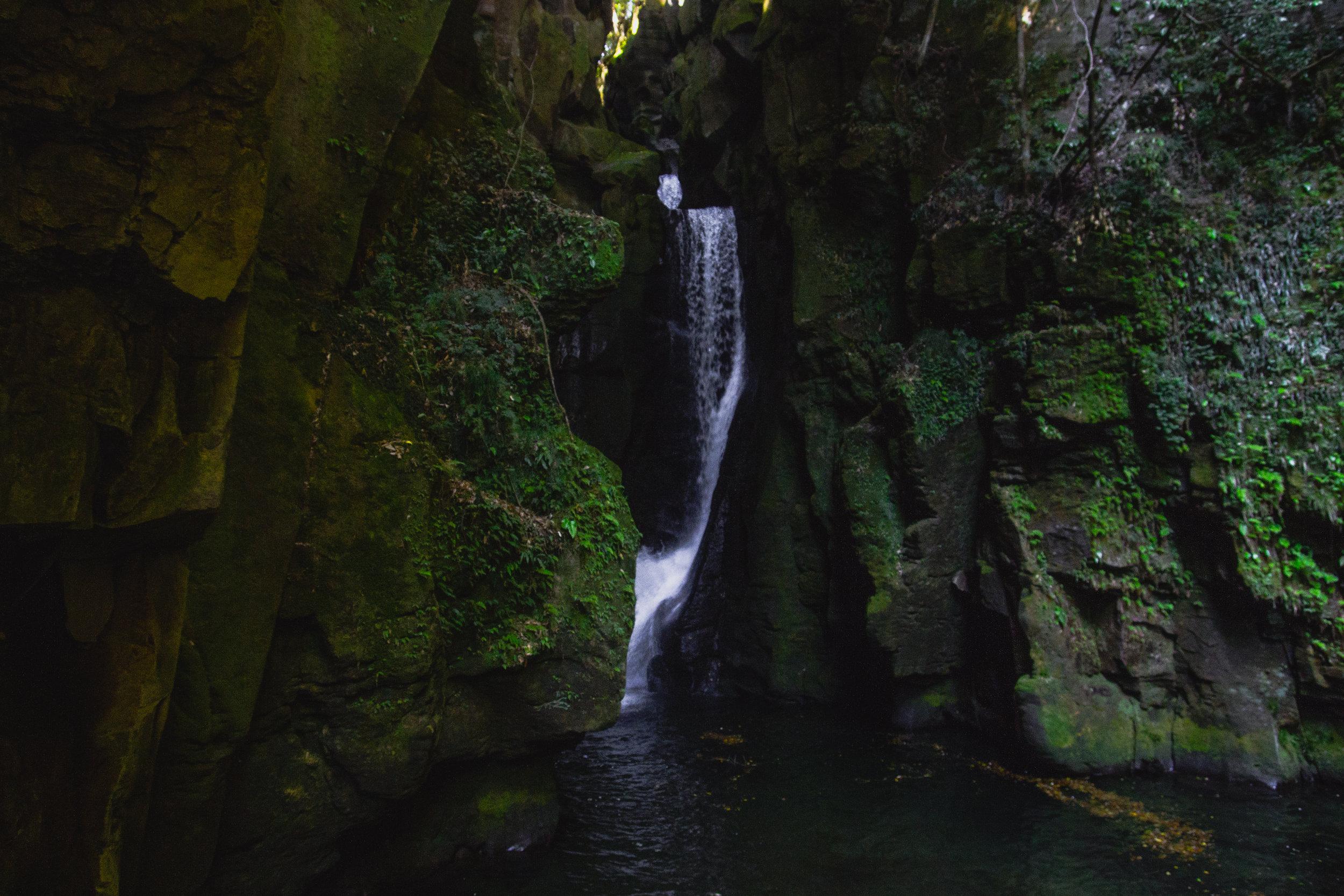 毘沙門滝, Ebino | 2018