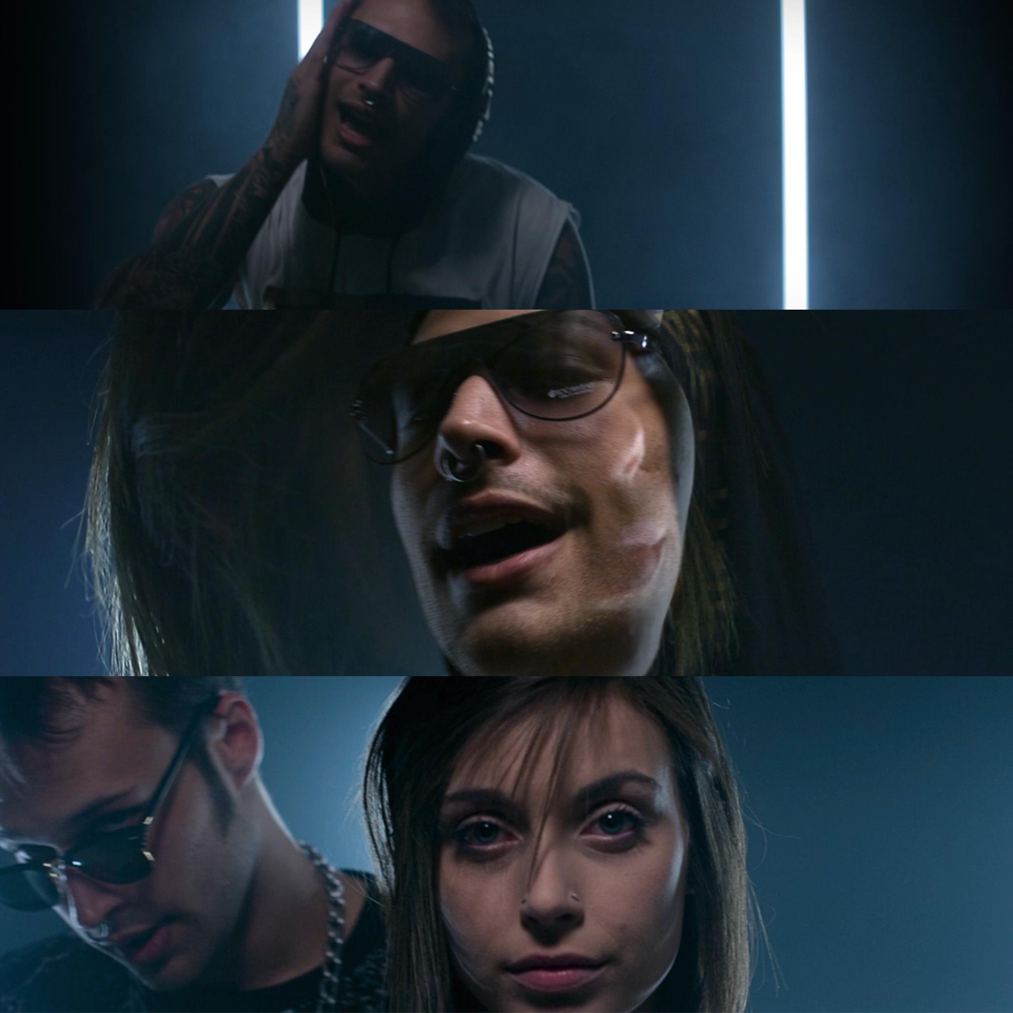 WXLFE Quasar Music Video Grxm Graveyard boyz