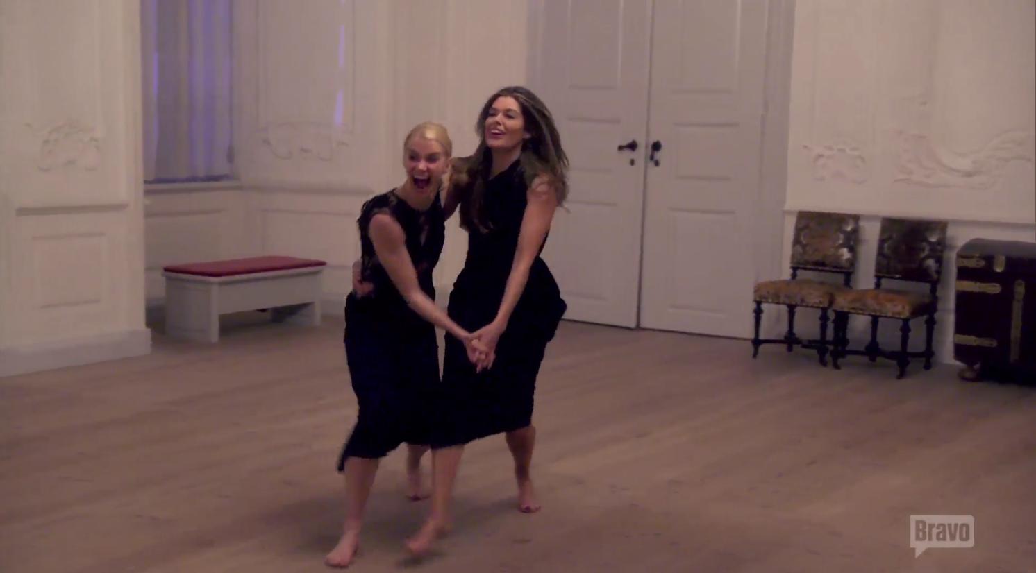 ladies-of-london-julie-sophie-dancing