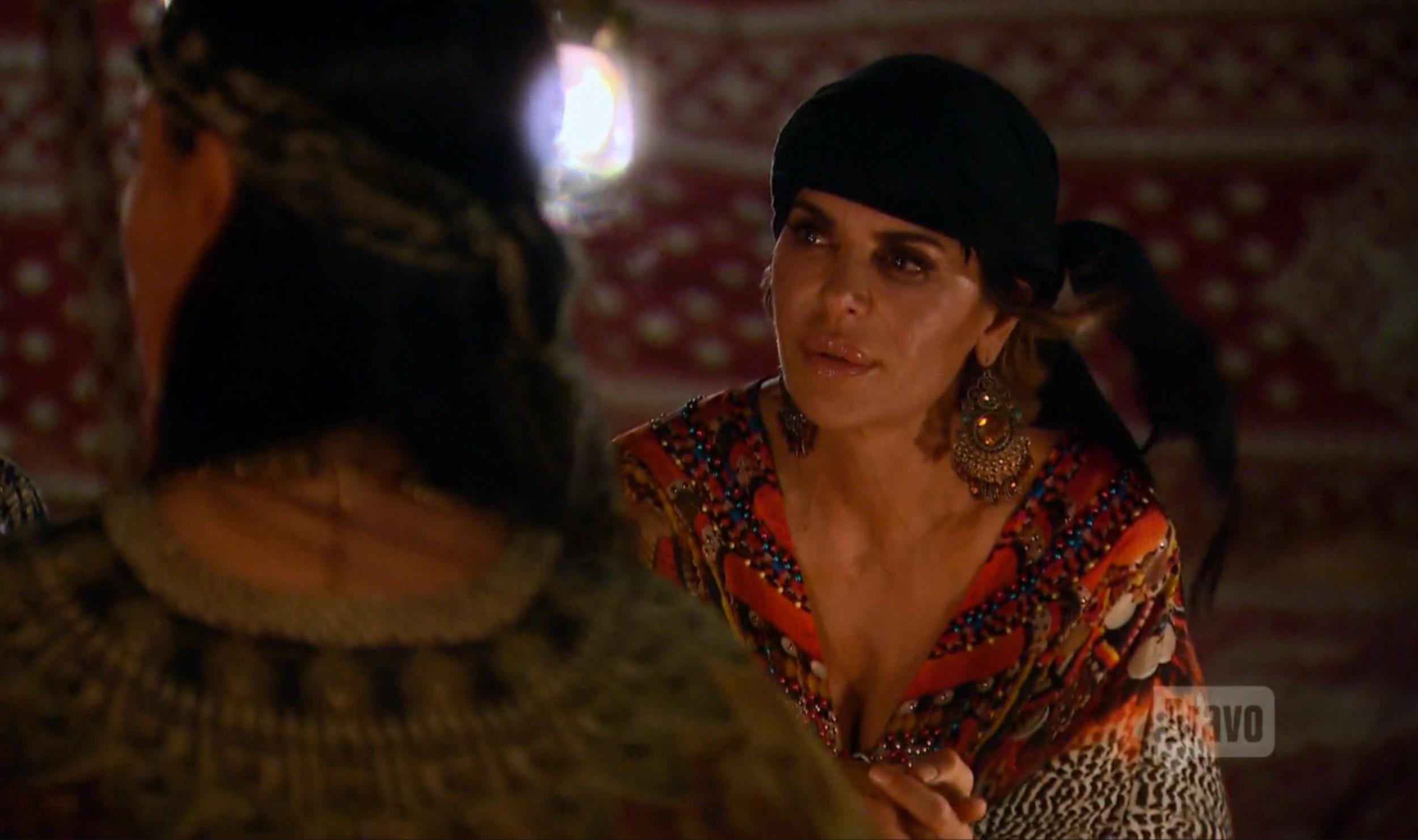lisa-rinna-arabian-nights-dinner