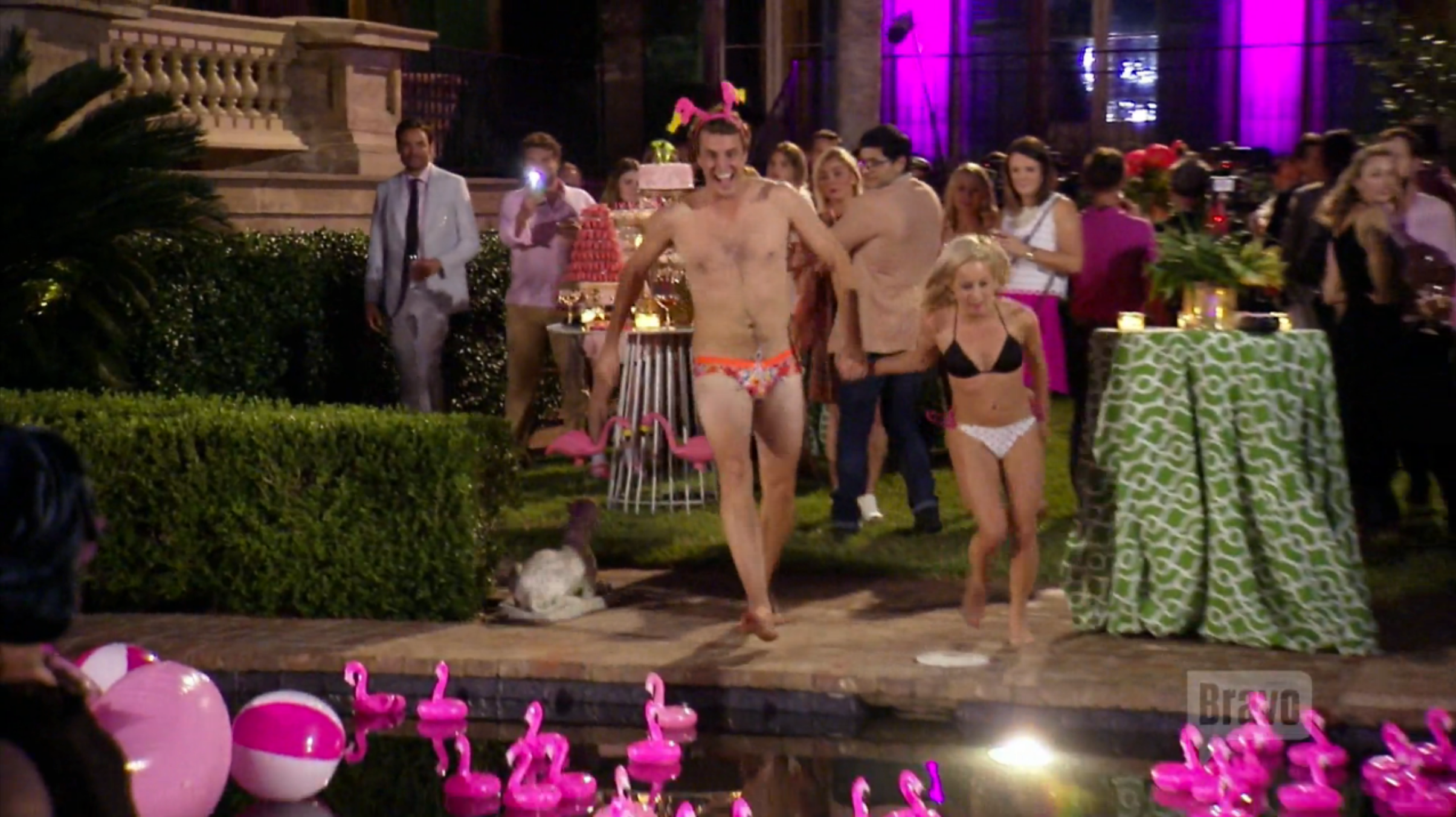 southern-charm-flamingo-party
