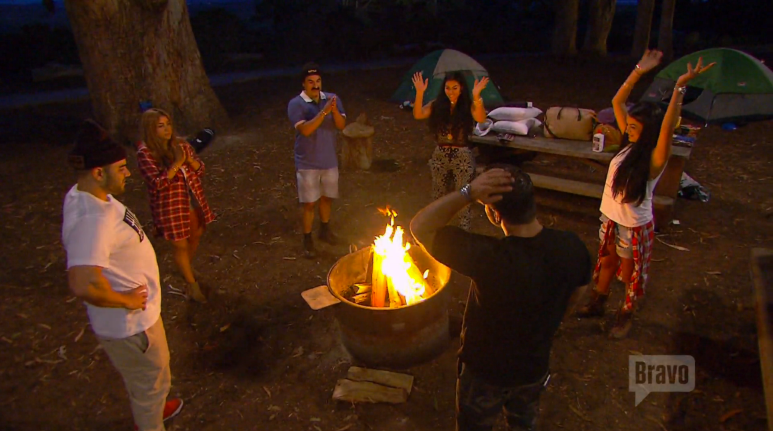shahs-of-sunset-camping