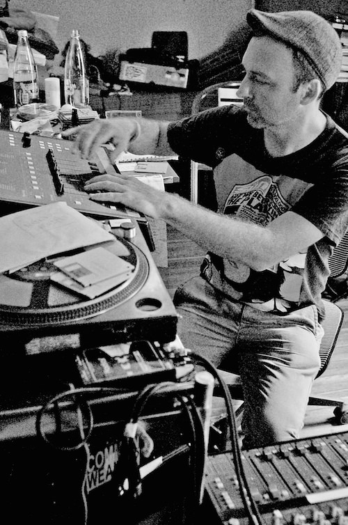 E-mu SP-1200 drum machine, Gorilla Solar Studio.