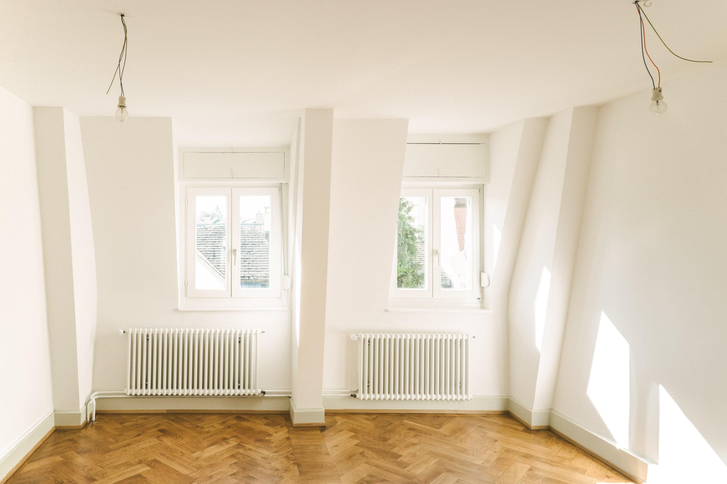 Umbau MFH Basel Fenster, Consilium Architektur und Baumanagement