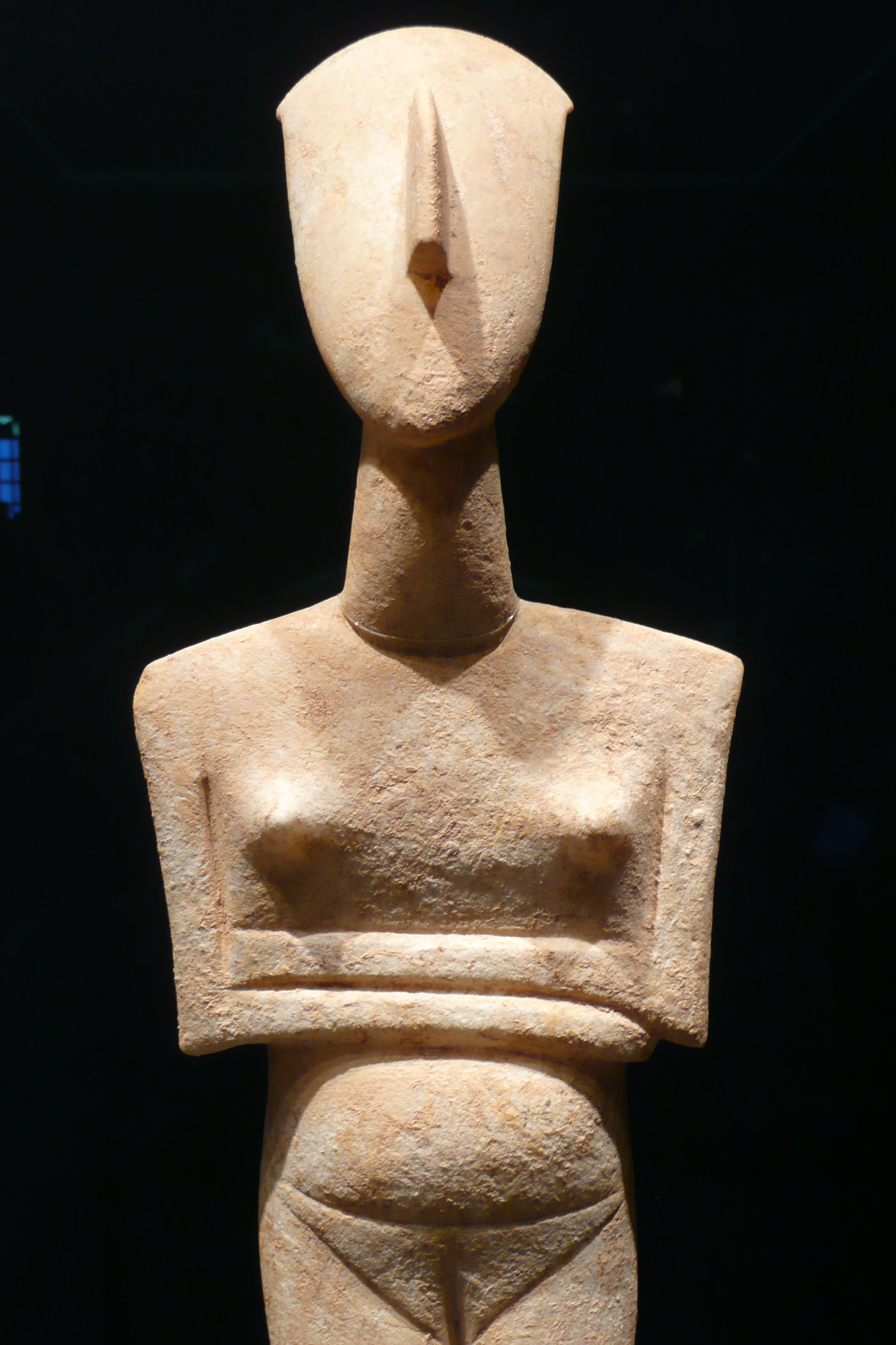 cycladic art museum athens greece