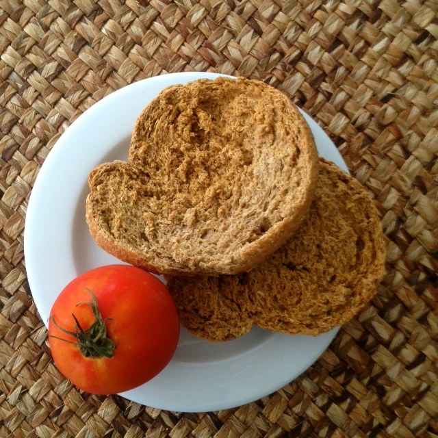 Greek dried bread tomatoe