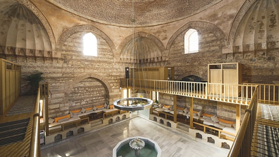 Hamam Istanbul Kilic Ali Pasa