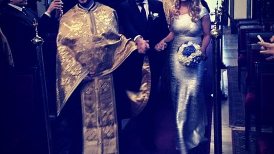 Istanbul wedding ceremony patriarchate