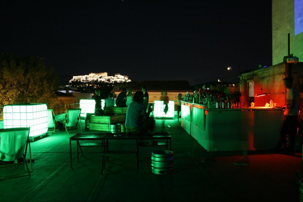 Bios rooftop bar [pic by Bios]