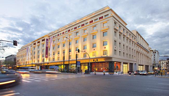Premium store Attica is located just off Syntagma square (Picture via  Website )