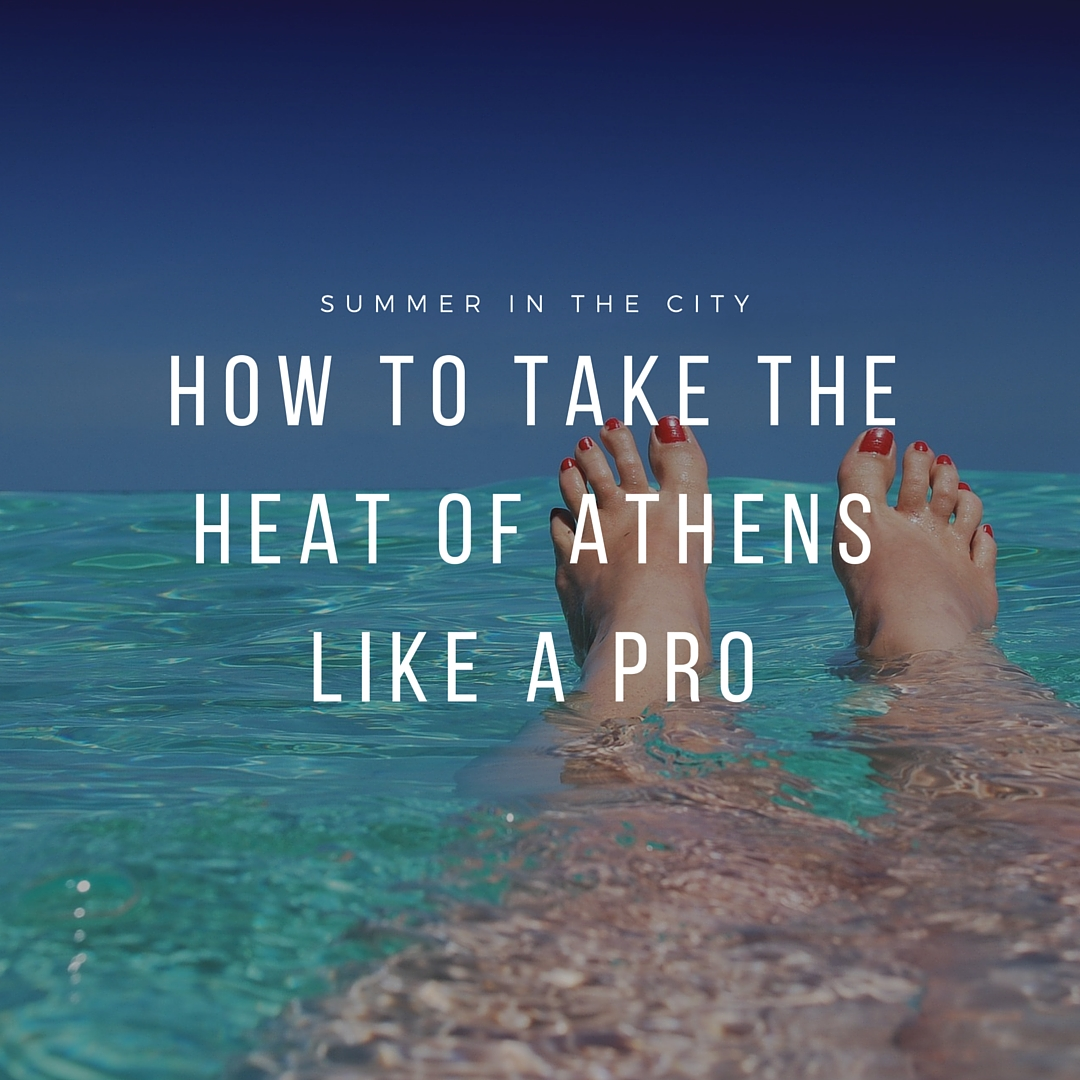 summer in Athens Greece