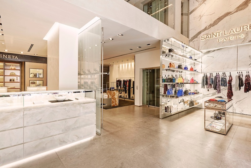 For top fashion brands visit Luisa's boutique stores in Kolonaki and Kifissia (Picture by  Luisa World  / Website