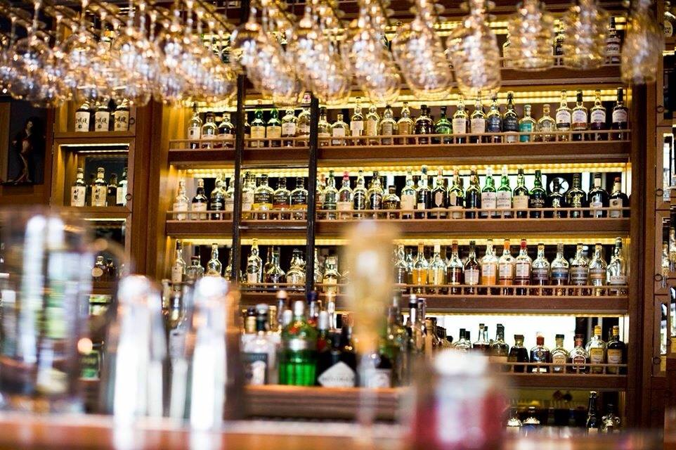 CV Distillers impressive whiskey and bourbon selection (Picture by CV Distiller / Facebook)