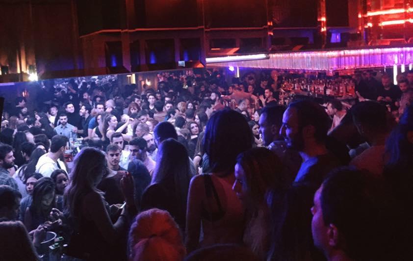 Rock 'n' Roll club in Kolonaki (Picture by Sophia Pagoni / Facebook @rockathens)