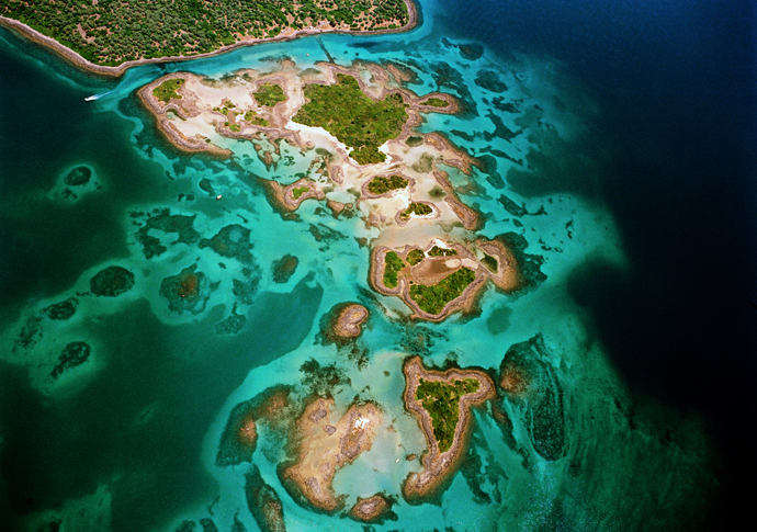 The 'Maldives of Evia' aka Lihadonisia (Picture by Agnee/ Flickr)