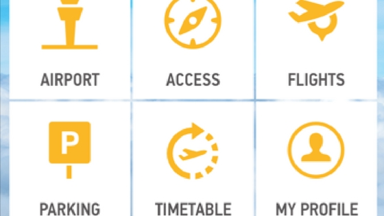 The official ATH airport app offers more than just flight status and timetables!