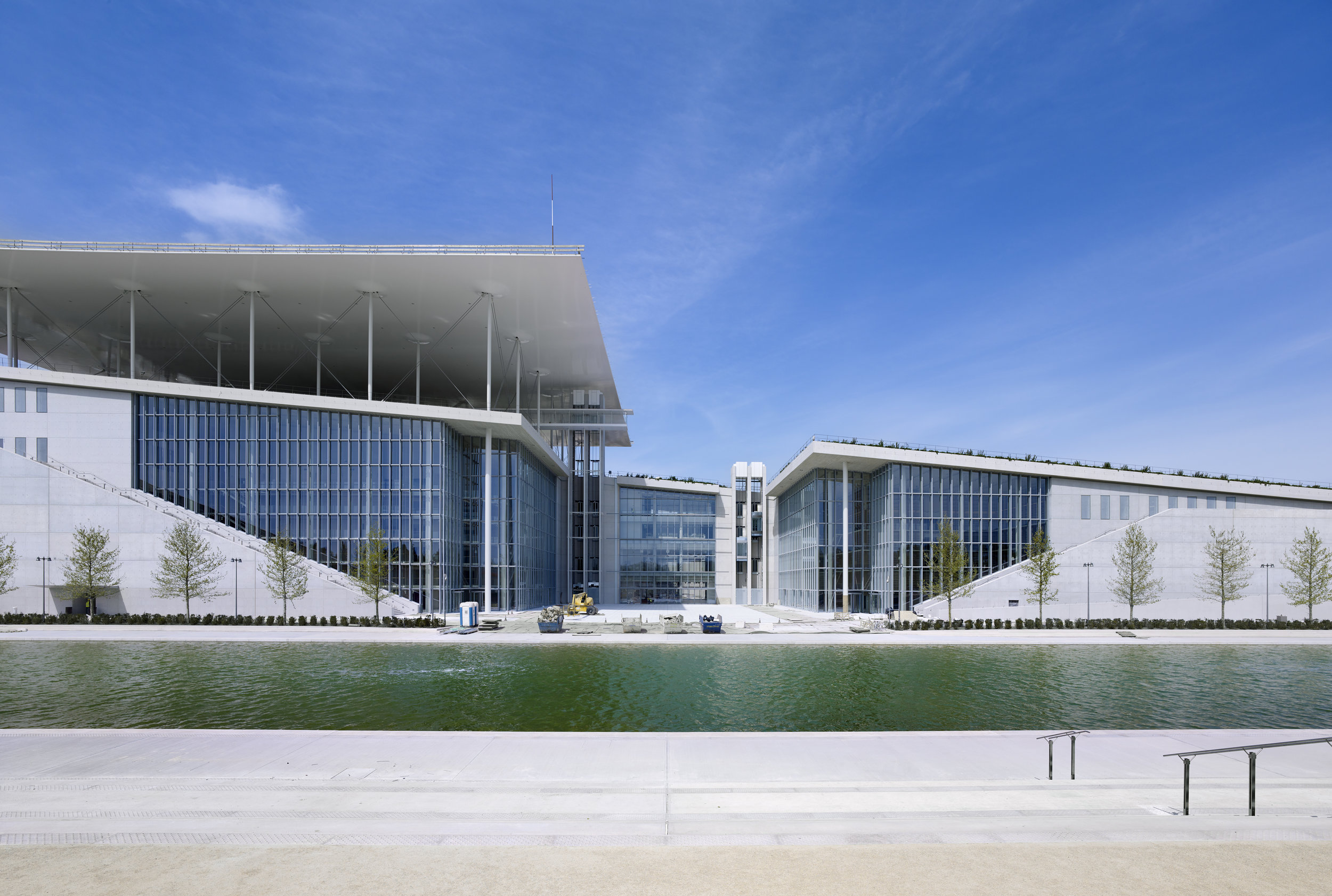 Stavros Niarchos Foundation Cutural Centre is a great family-friendly destination (Picture courtesy SNFCC)