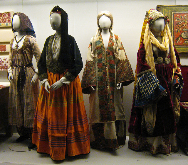 Part of the Benaki Museum's collection (Picture by Sharon Mollerus / Flickr)
