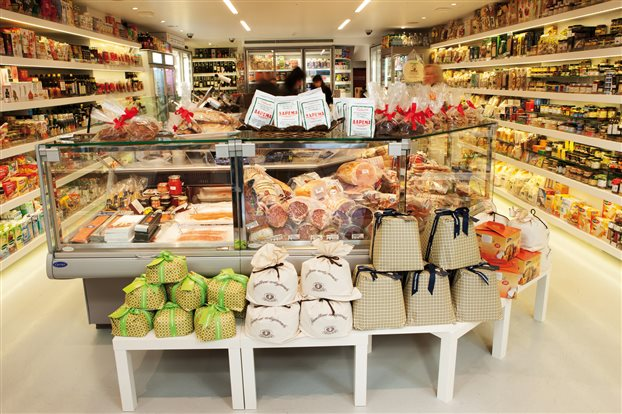 Nora's Deli is your one stop shop for all exotic goodies (Source: tovima.gr)