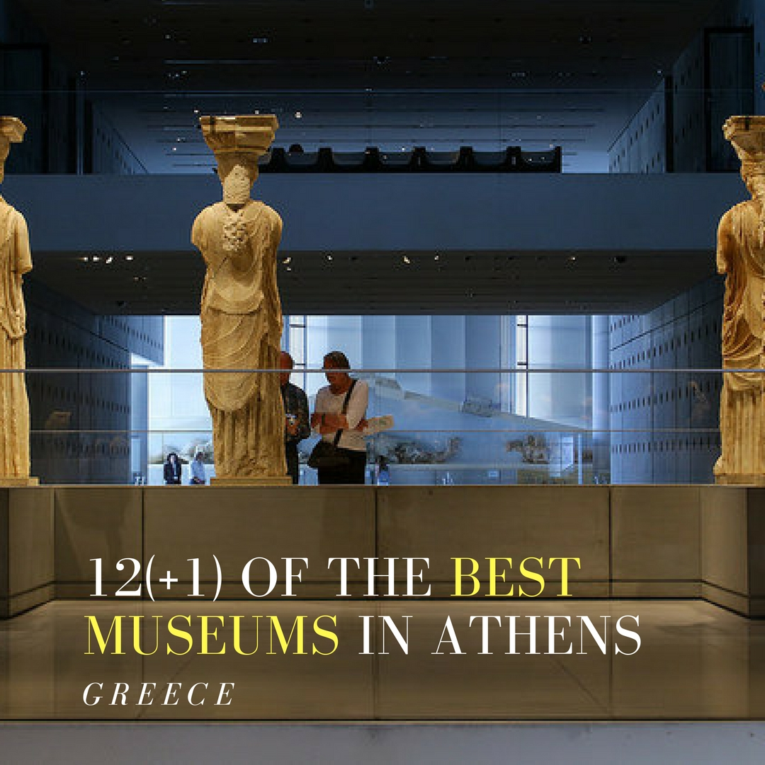 best museums athens