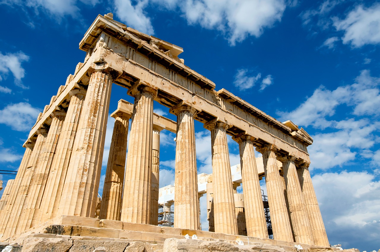 If you have time to see ONE and only ONE THING, that should be the Acropolis of Athens!