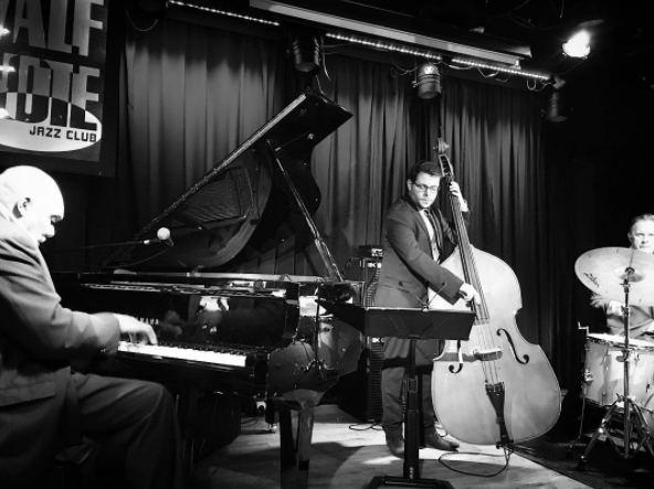 Music takes centre stage at Half Note Jazz Club (Picture by philipsc/Instagram)