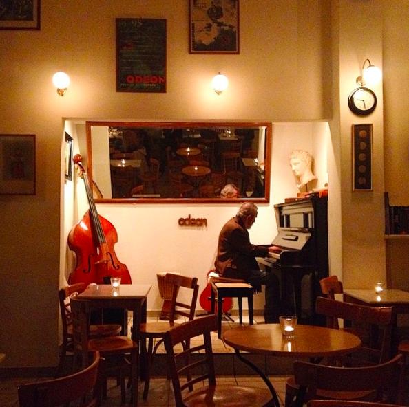 Paris meets Brooklyn at the Odeon in Mets (Picture by stevieweavie_/Instagram)