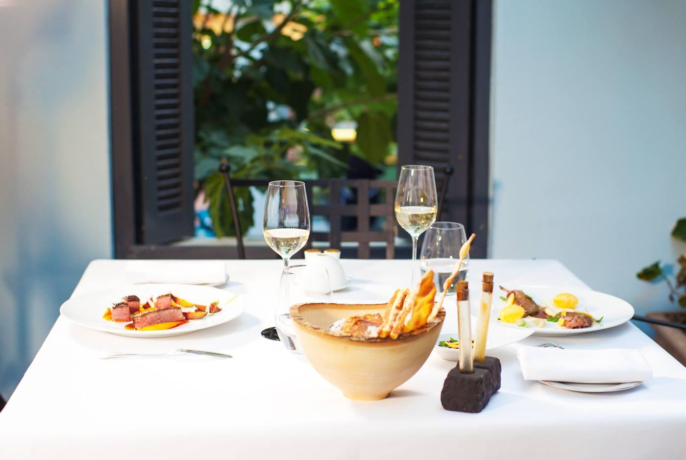 Greek inspirations meet haute cuisine at Spondi (Picture by Spondi/Facebook)
