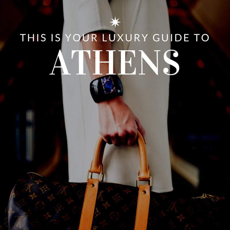luxury athens
