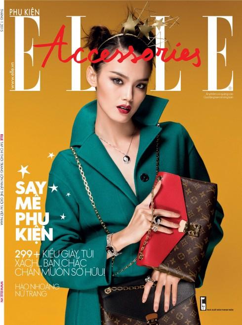 ELLE, Special Accessorizes (VietNam), December 2014