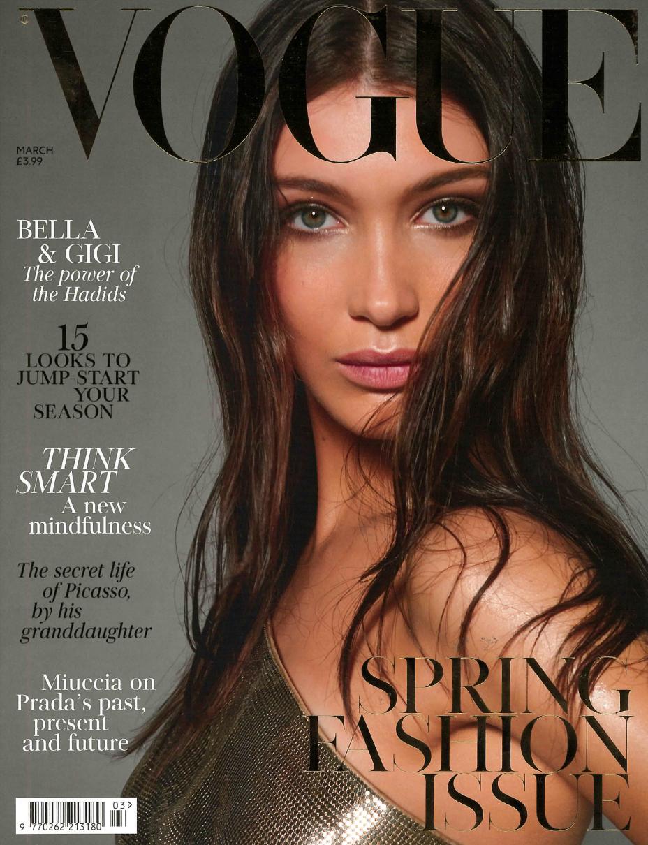 Vogue (Uk), March 2018